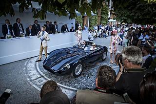 Maserati 450 S de 1.956