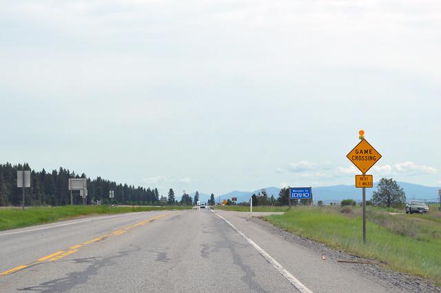 SR 290 @ Idaho
