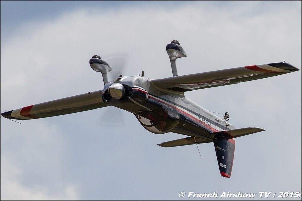 CAP 20L , F-AZVR , roux, Fête aerienne Albertville 2015, Meeting Aerien 2015