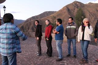 EPAF Field School - Huaytara, Peru