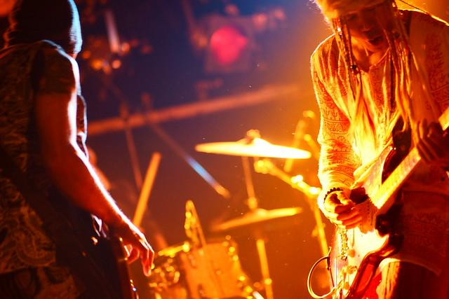 SPUTNIK KOMBINAT live at ShowBoat, Tokyo, 26 Jul 2015. 039
