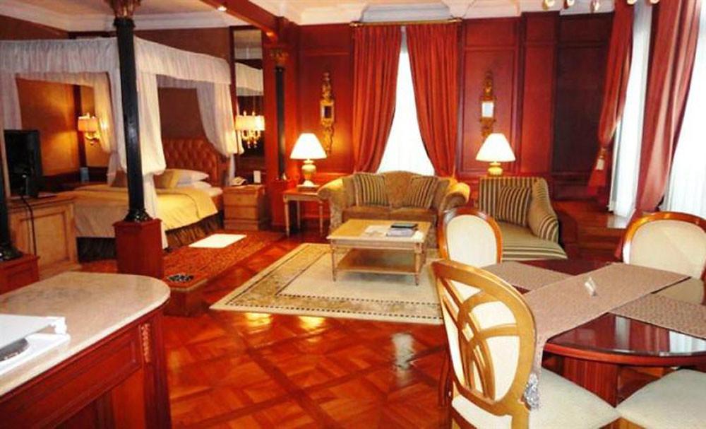 10 hotel mewah di sekitar bandung dengan harga yang terjangkau for Dekor kamar hotel di bandung