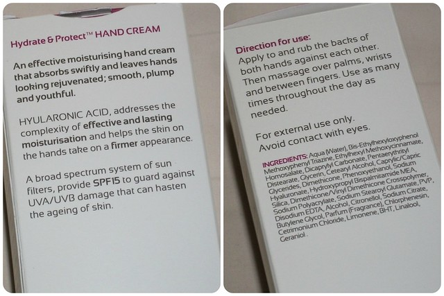 Merumaya Hydrate & Protect Hand Cream SPF15 Review