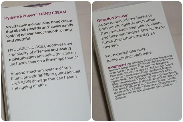 Merumaya Hydrate & Protect Hand Cream SPF15 Review