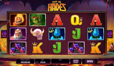 Hot as Hades slot game online review