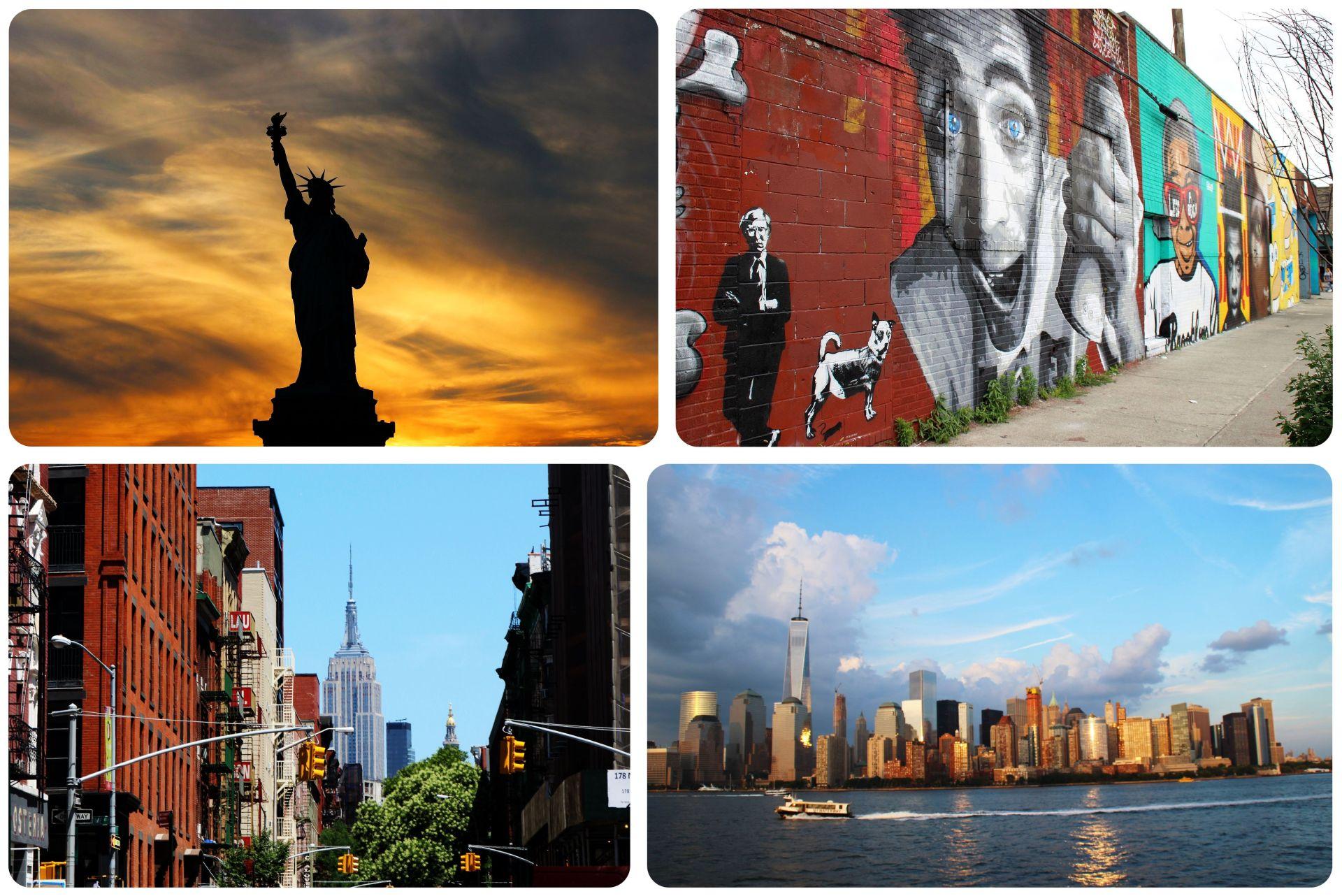 July 2015 New York city