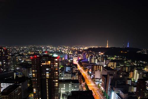 nightview sendai 夜景 仙台 ss30