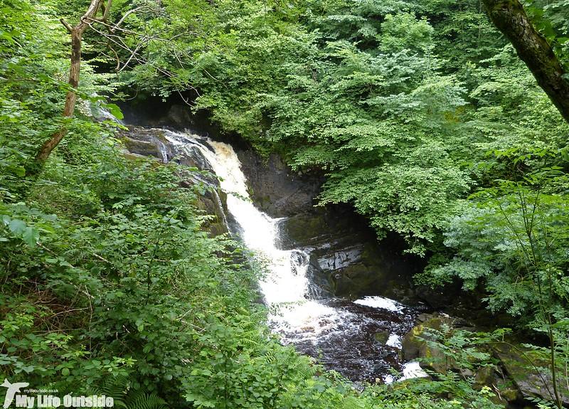 P1150060 - Ingleton Waterfalls
