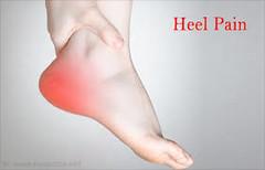 Pain in Back Heel of Foot