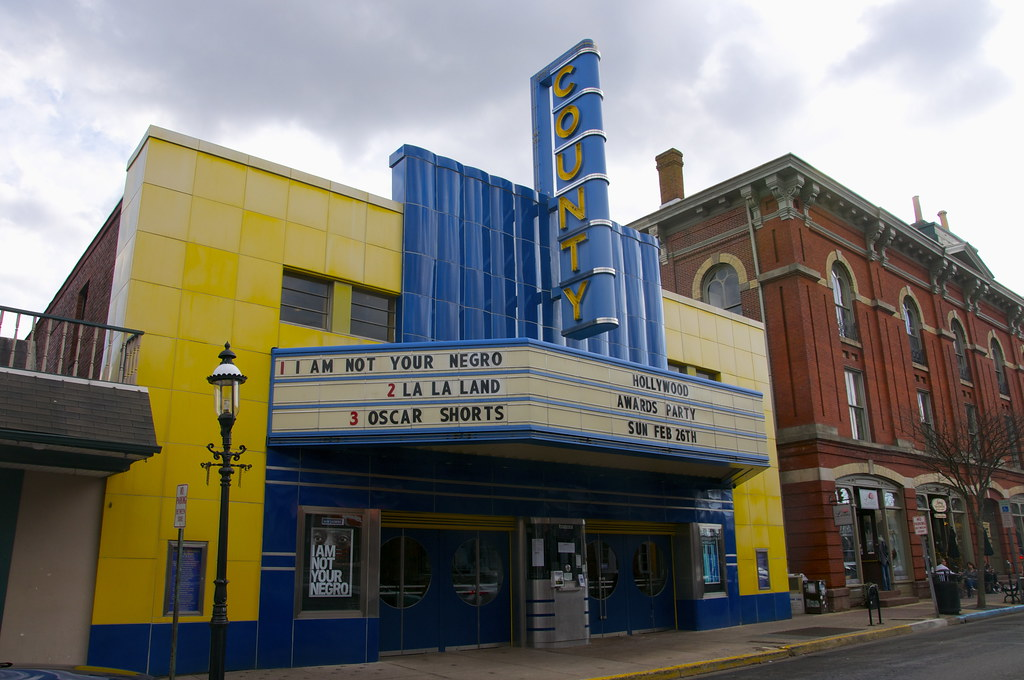 The County Theater Doylestown PA