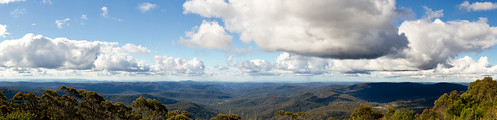 Mt Hyland Lookout
