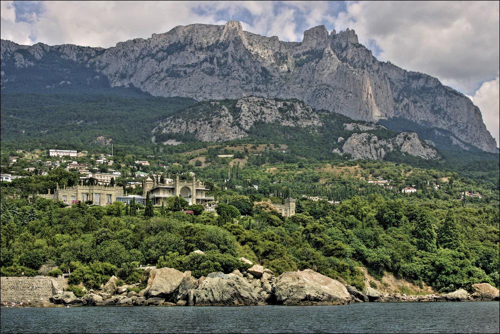 Алупка и Ай-Петри, Крым
