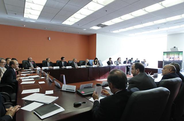 Instalación del Grupo de Consulta Mexicano del Foro Bilateral México-EUA sobre Educación Superior, Innovación e Investigación 3