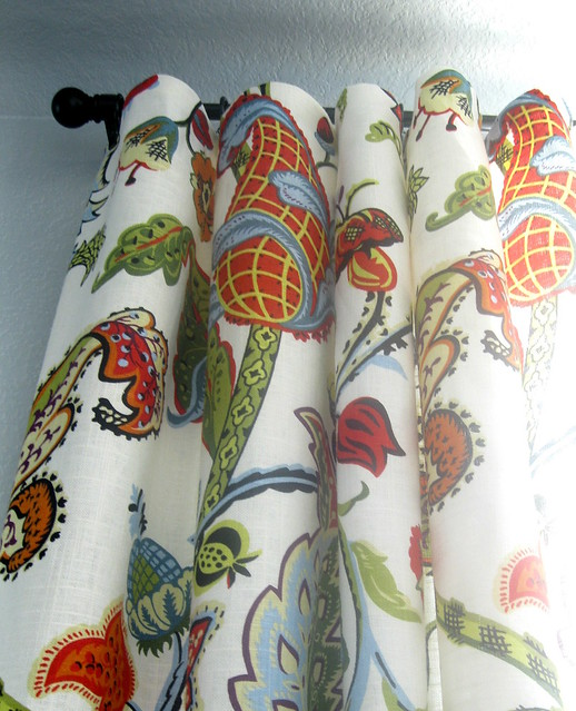 nursery curtains 12