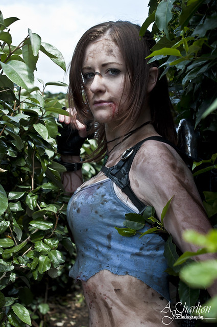 Photograph 051 - Lara Croft II