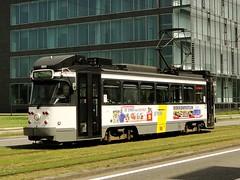 De Lijn Tramcar N° 6223.
