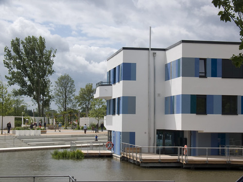 IBA Hamburg - water house