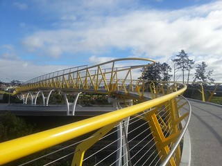 Westgate Cycle & Pedestrian Overbridge