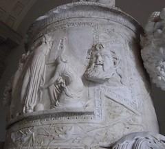 Musée des Antiquités de Gustave III, Palais royal, Gamla stan, Stockholm, Suède.