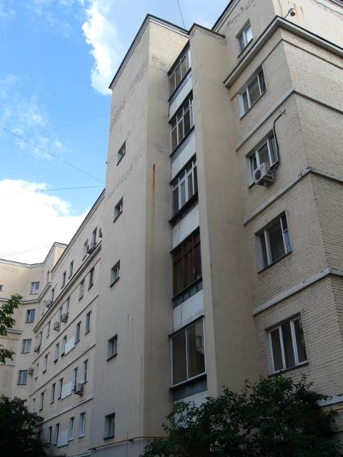 Хавско-Шаболовский жилой комплекс 17