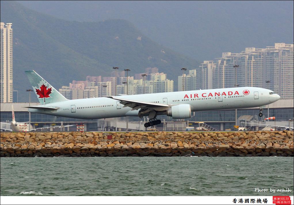 Air Canada C-FITU-005