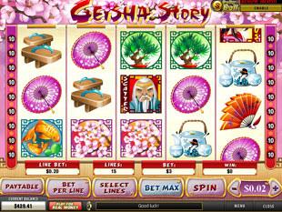 Geisha Story No Download Slot
