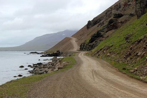 iceland djúpavík vestfirðir djupavik westfjörds route643 hlíðarhús canon550d strandavegur road643 fjördsdelouest krossnesislande