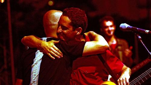 Leo Minax & Jorge Drexler --  ETNOSUR 2005