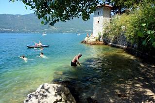 Lake Maggiore Beach