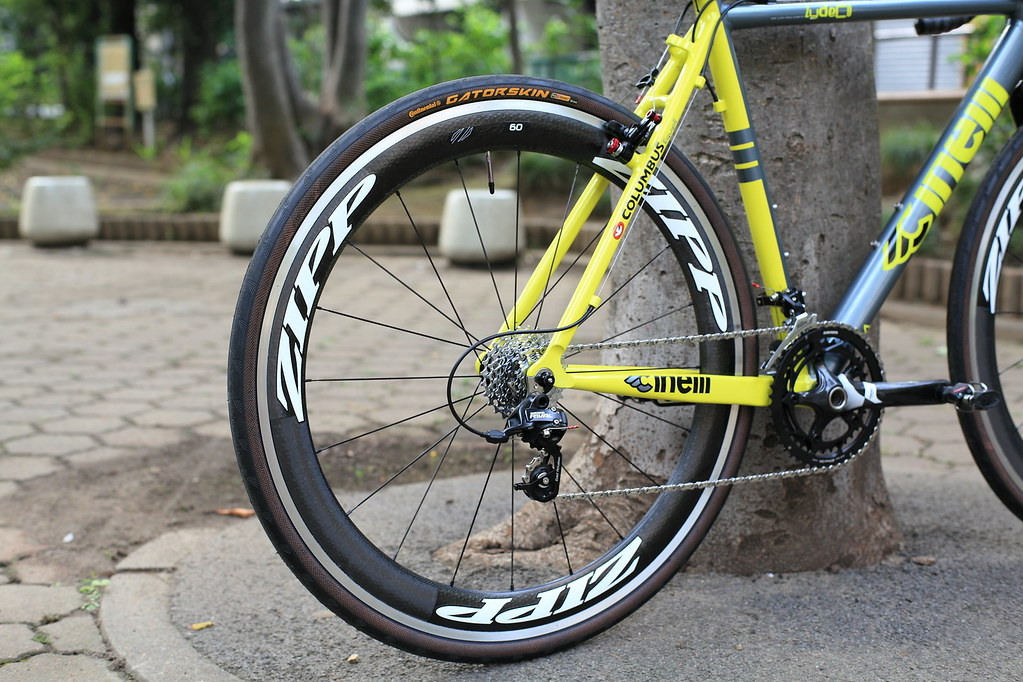 Cinelli Zydeco Built By Blue Lug Customer S Bike Catalog カスタマーズ