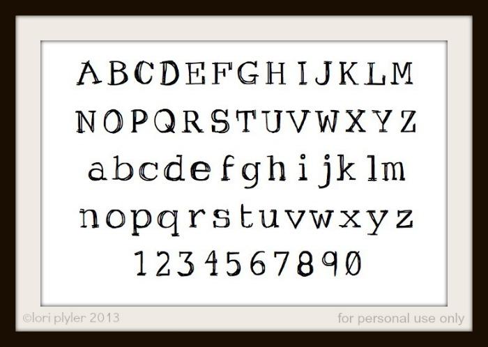 New Free Font!