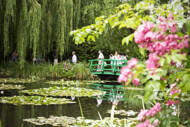 Monet's garden/2