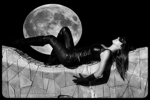 Sesión Catwoman