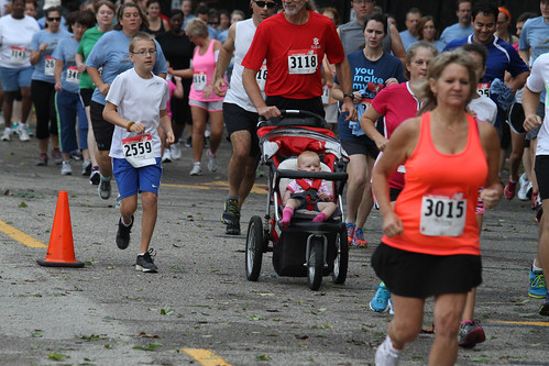 A 5k race.