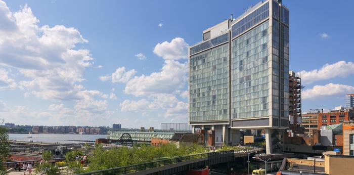 Standard Hotel, July 2009