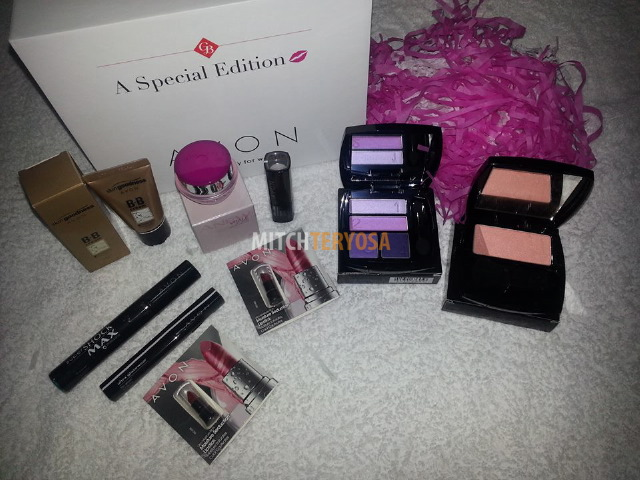 Avon Special Edition Glamour Box