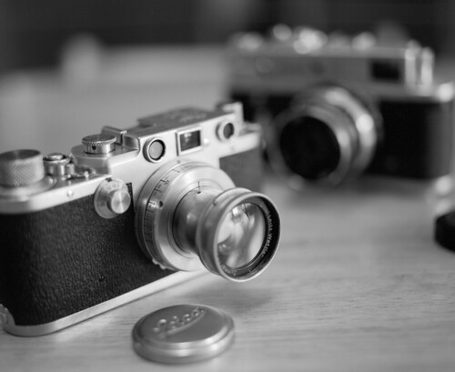 1949 Leica IIIc + 1937 Leitz Summar 5cm