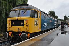 Brian Sherrington Railway Gala's and Diesel Days.