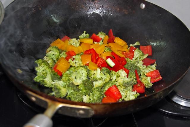 Pappardelle en Salsa Multicolor   (36)