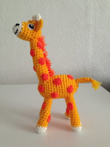 amigurumi #106 side