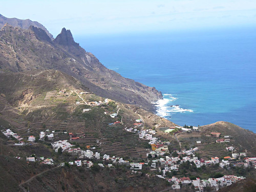 Taganana, Anaga Mountains