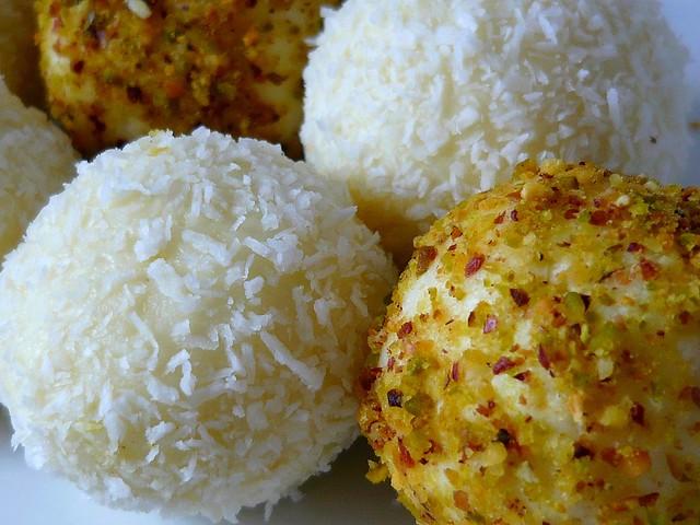 Palline al Cocco: Ricetta Bimby
