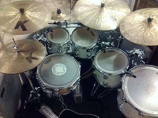 DW Drums Zildian K Cymbals Evans Drumheads