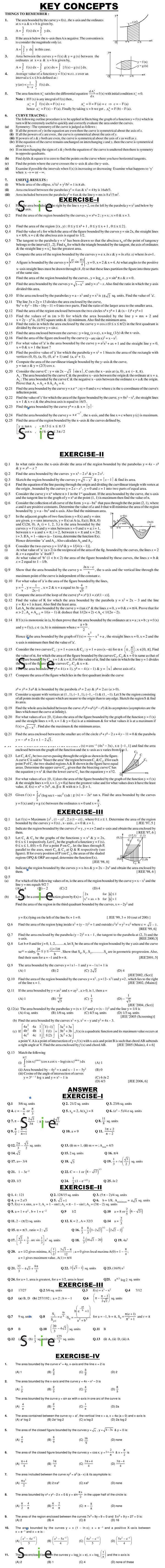 Maths Study Material - Chapter 15