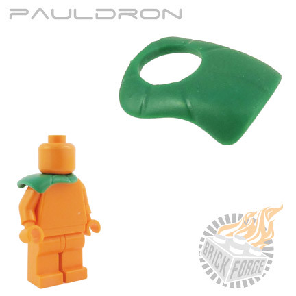 Pauldron - Green