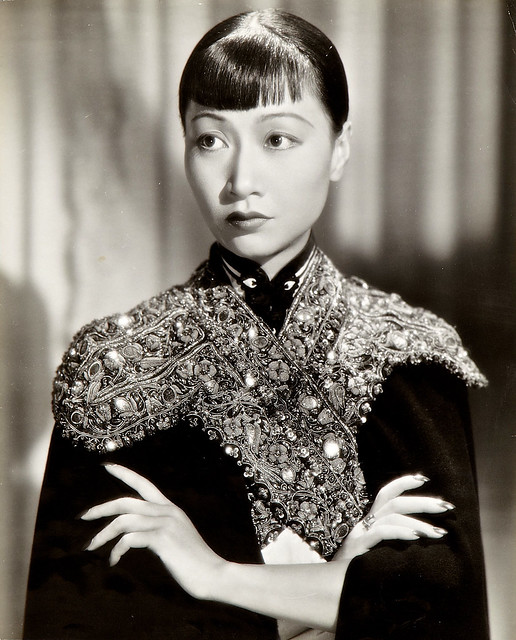 Anna May Wong in