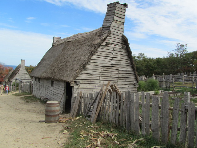 Usa Massachusetts Plymouth Plimoth Plantation