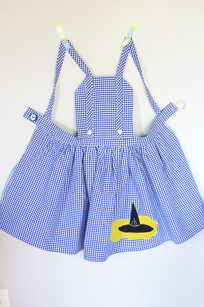 dorothy costume pieces