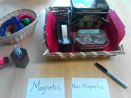 Magnetic and Non-Magnetic Activity for Senior Citizens (The Moveable Alphabet)