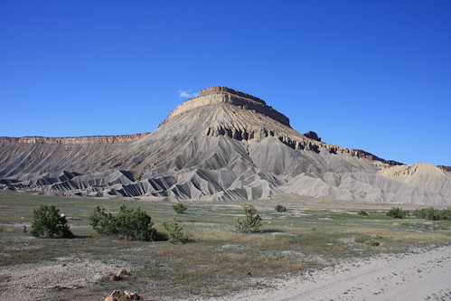 landscape colorado scenic co grandjunction grandvalley bookcliffs mountgarfield